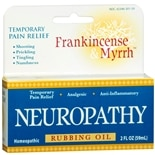 Frankincense & Myrrh Neuropathy Rub