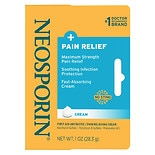 Neosporin Plus Pain Cream