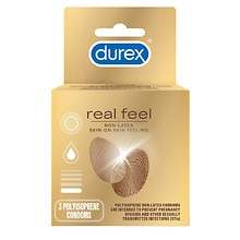 Durex RealFeel Non-Latex Condoms