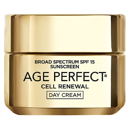 Age Perfect Cell Renewal Moisturizer, Day Cream SPF 15 by L'Oreal Paris