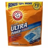 Arm & Hammer Ultra Power Paks Clean Burst