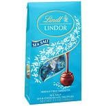 Lindt Truffles Sea Salt