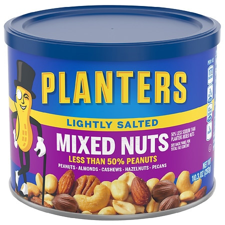 Planters Mixed Nuts Lightly Salted