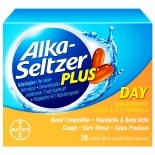 Alka-Seltzer Plus Day Non-Drowsy Cold & Flu Formula Liquid Gels