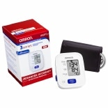 Omron 3 Series Upper Arm Blood Pressure Monitor, Model BP710N Cuff that fits Standard and Large Arms