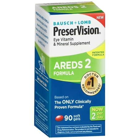 PreserVision Areds2 Supplement