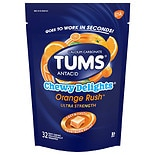 Tums Chewy Delights Orange Rush