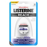 LISTERINE Healthy White Floss Mint