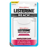 LISTERINE Gentle Gum Care, Woven Floss Mint