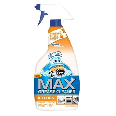 Upc 054600716502 Scrubbing Bubbles Max Grease Cleaner Kitchen