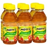 Motts Juice Petite Bottles Apple