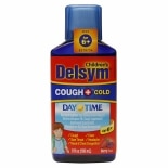 Delsym Children's Liquid Cough & Cold Day Time Berry Flavor