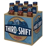 Third Shift Amber Lager 12 oz. Bottles
