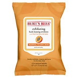 Burt's Bees Facial Cleansing Towelettes Peach & Willow Bark