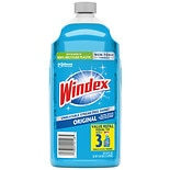 Windex Glass Cleaner Refill Original