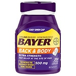Save up to $1 on Bayer products.