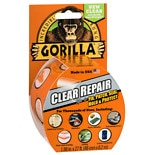 Gorilla Clear Repair Tape 1.88 X 324