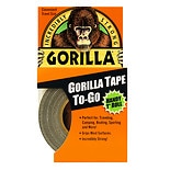 Gorilla Tape To Go Black