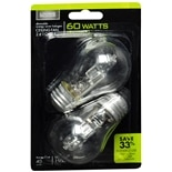 Living Solutions Halogen Celing Fan Bulb, 60 Watts