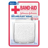 Band-Aid Secure Flex Wrap Large