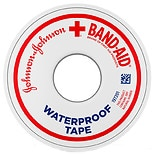 Band-Aid Waterproof Tape 0.5 Inch