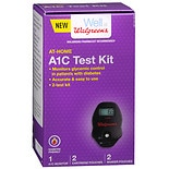 Walgreens At Home A1C Kit