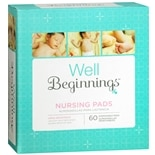 Well Beginnings Nursing Pads