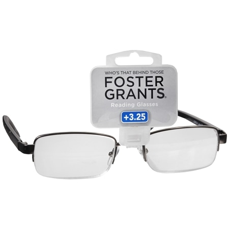 foster grant reading glasses lyden 3 25 gunmetal walgreens