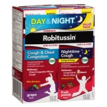 Robitussin DM Grape