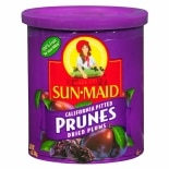 Sun-Maid Canister Prunes