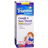 Triaminic Children's Cough and Sore Throat Cherry