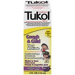 Tukol Children's Cough Syrup Grape