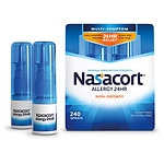 Save up to 15% on Nasacort Products.