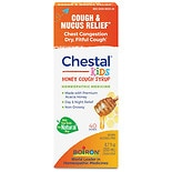 Boiron Children's Chestal Multi-Symptom Formula Cough Syrup Honey