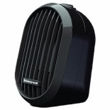 Honeywell HeatBud Personal Ceramic Heater Black