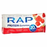 Rap Gummies Protein Strawberry