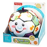 Fisher-Price Laugh & Learn Singin' Soccer Ball