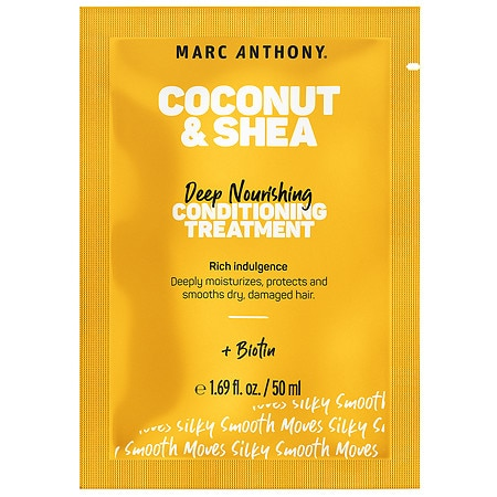 Hydrating Coconut Oil & Shea Butter Deep Nourishing Conditioning Treatment by Marc Anthony True Professional