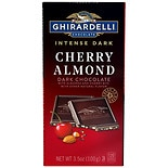 Ghirardelli Intense Dark Bar Cherry Tango