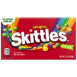 Skittles Candy Theater Box Strawberry