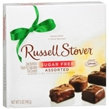 Russell Stover Sugar Free Chocolates Box Assorted