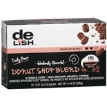 Good & Delish Single Cup Coffee Donut Blend