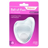 Walgreens Ball Of Foot Gel Cushions Women's