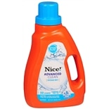 Nice! Advanced Clean Liquid Laundry Detergent Ocean Sky