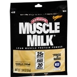 Muscle Milk Protein Powder Packet Vanilla Creme