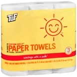 Sunny Smile Paper Towels Custom Size