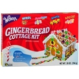 Wonka Gingerbread House