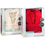 Walgreens Deluxe Plush Robe 45 Inch Box Fits Most Assorted
