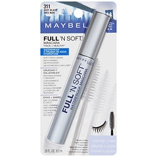 Waterproof Mascara, Very Black 311