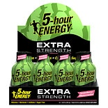 5-Hour Energy Extra Strength Energy Shot Strawberry Watermelon